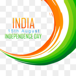India Independence Day Wave Background