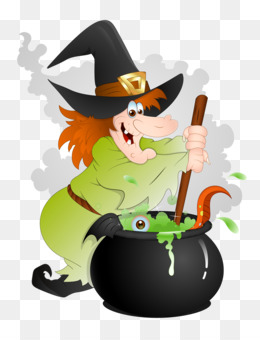 Cauldron Cartoon