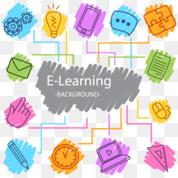 E Learning Png Machine Learning Online Learning Distance Learning Cleanpng Kisspng