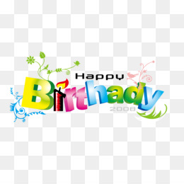 Happy Birthday Lettering Png Happy Birthday Lettering