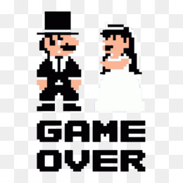 Game Over Png Wedding Game Over