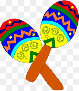 Maraca Png Mexican Maracas Maracas Instrument Fiesta Maracas Maracas Black And White Cleanpng Kisspng