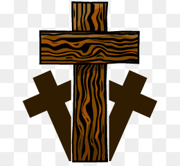 Three Wooden Crosses Png And Three Wooden Crosses