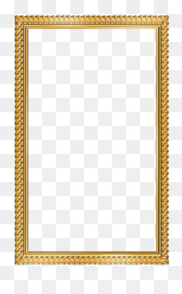 Yellow Background Frame