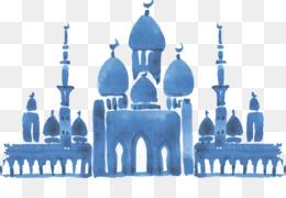 Islamic Watercolor