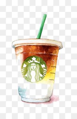 Starbucks Cup Background
