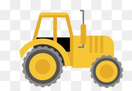 Tractor Vector Png Old Tractor Vector Tractor Vector Black John