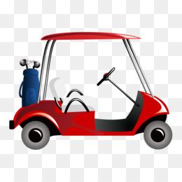 Golf Cart Png Christmas Golf Cart Funny Golf Cart Cleanpng Kisspng