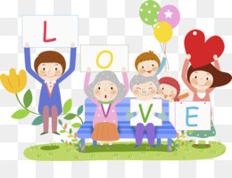 Happy Family Cartoon Png And Happy Family Cartoon Transparent Clipart Free Download Cleanpng Kisspng