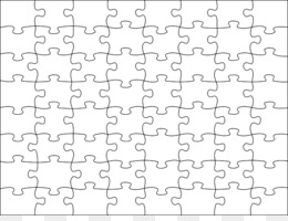 Free Jigsaw Puzzle Template from icon2.cleanpng.com
