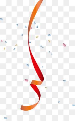 Confetti Ribbon