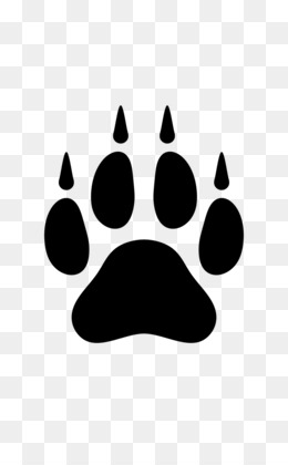Wolf Paw Png Wolf Paw Print Cleanpng Kisspng Set of watercolor animal footprints. wolf paw png wolf paw print