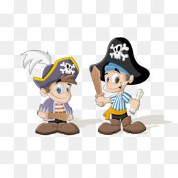 Piracy Cartoon