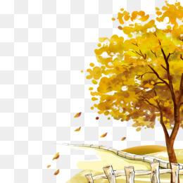 Cartoon Nature Background