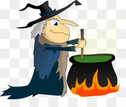 Witch Cartoon