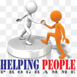 Helping Disabled Person Clipart - Png Download (#3243319) - PinClipart
