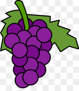 Cartoon Grapes Png And Cartoon Grapes Transparent Clipart