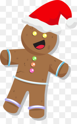 Free Download Christmas Gingerbread Man Png Cleanpng Kisspng