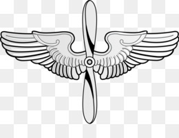 Pilot wings clipart. Commercial use GIF, WMF, EPS, SVG clipart # 153412    Graphics Factory