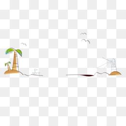 Coconut Tree Cartoon