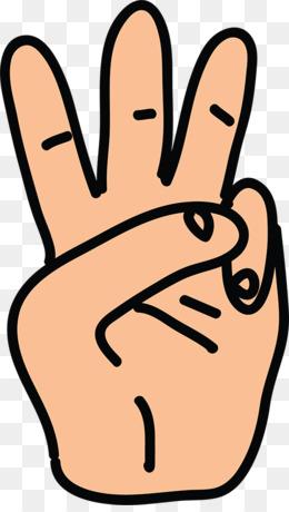 27+ Finger Clipart Free