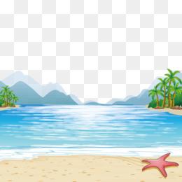 Summer Blue Background