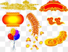 Chinese New Year Circle