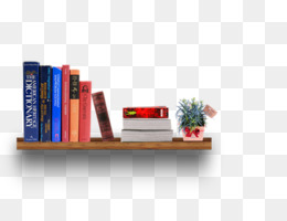 Bookcase Png Bookcase Cartoon Cartoon Bookcase Empty