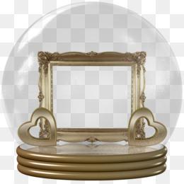 Gold Frame Frame