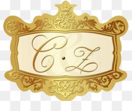 Band Hochzeit Symbol Goldene Hochzeit Ribbon Symbol Png