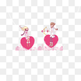 Get Be My Valentine With Cupid And Arrow Valentine's Day Ll003C Cut-File In Svg Dxf Eps Ai Jpg Png Design