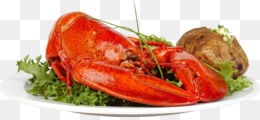 Seafood Background