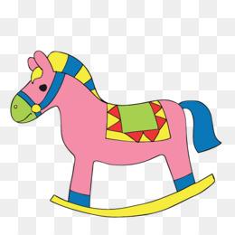 Cartoon Rocking Horse PNG - cartoon-rocking-horse-drawing ...