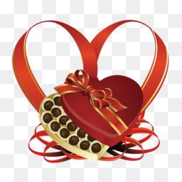Love Background Ribbon