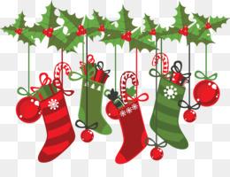 Christmas Stockings Cartoon.Christmas Stocking Png Christmas Stocking Outline Small
