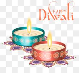 Diwali Light Background