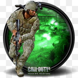 Call Of Duty 4 Modern Warfare Png And Call Of Duty 4 Modern