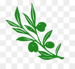 Peace Symbols Clip Art - Olive Branch - Dove Cliparts Transparent PNG