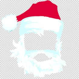 Santa Claus Beard Png Santa Claus Beard Template Santa Claus