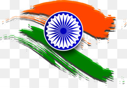 India Independence Day Flower Background