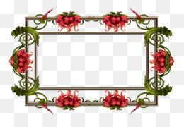 Background Flower Frame