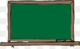 Green Board Background
