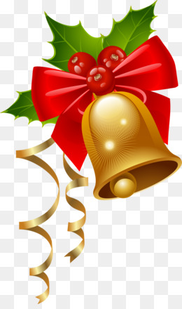 Christmas Bell Cartoon