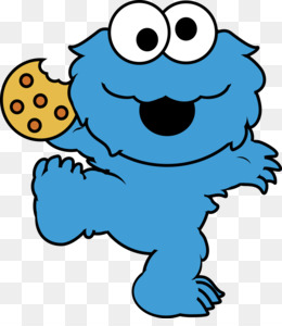 Cookie Monster Png Cookie Monster Face Baby Cookie