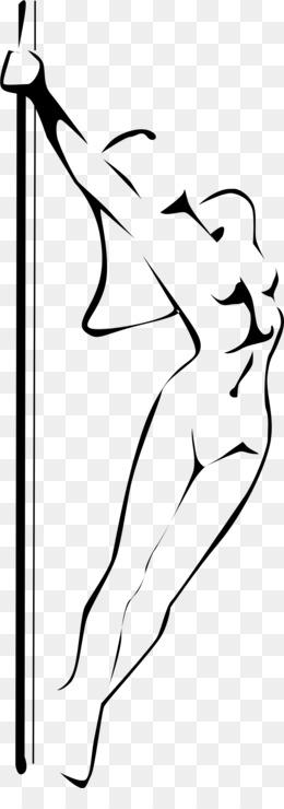 WOMAN SILHOUETTE | Dance silhouette, Pole dancing videos, Pole dancing