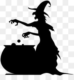 Cauldron Silhouette