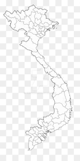 Vietnam Map Png Vietnam Map Vector Cleanpng Kisspng