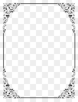white wedding png black and white