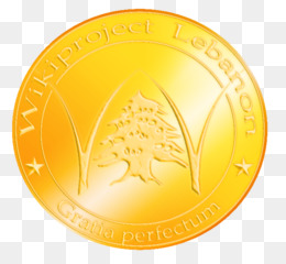 Cartoon Gold Medal