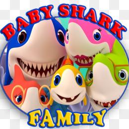 Baby Shark Png Baby Shark Family Baby Shark Doo Doo Cute
